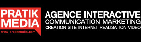 Creation site internet, Agence de communication, Pratikmedia