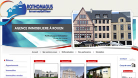 Rothomagus immobilier